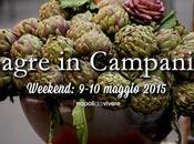 sagre perdere Campania: weekend 9-10 maggio 2015