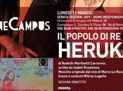 ROMA: POPOLO HERUKA! Rodolfo Martinelli Carraresi SERATA FESTIVAL RIFF