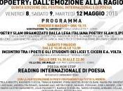 Festival Internazionale Poesia Europa Versi