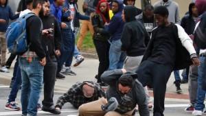 Baltimore-2 Suspect-Dies