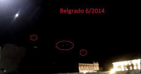 ufo belgrado