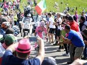 Ciclismo Giro d'Italia, Paesi collegati nelle cinque Continenti