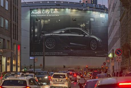Audi City Lab milano