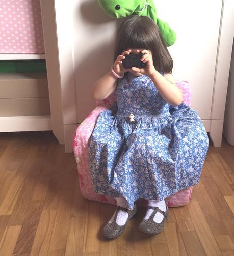 Malvi and co blue dress sissiworld