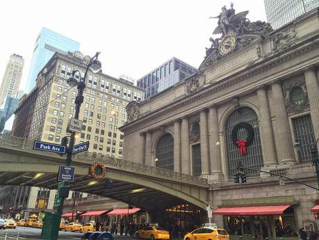Miki In The Big Apple 4: 3 Gennaio. Bryant Park, NY Public Library, Grand Central Terminal, Hard Rock Cafè e Shopping.