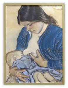 Stanisław Wyspiański: Maternità