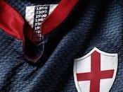 Genoa, maglia storica primo scudetto vinto 1898