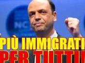 Problema immigrazione: accogliere tutti farli lavorare gratis