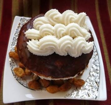 Per la festa della Mamma prepariamo i Muffin alle arachidi caramellate