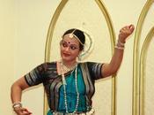 Danza classica Odissi Consolato dell'India Milano