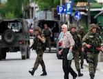 Macedonia. morti giorni combattimenti guerriglieri albanesi