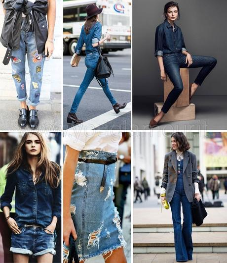 Moda Jeans- dalla strada alle passerelle