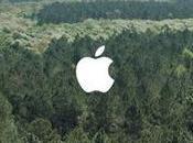 Apple lavora iniziativa promuovere tutela sull'ambiente