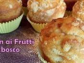 Muffin frutti bosco: momenti importanti