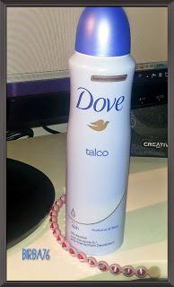 DOVE DEODORANTE TALCO REVIEW