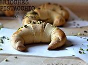 Brioches morbide pistacchio