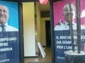 Perugia successo l'inaugurazione comitato elettorale Aldo Tracchegiani (FI)