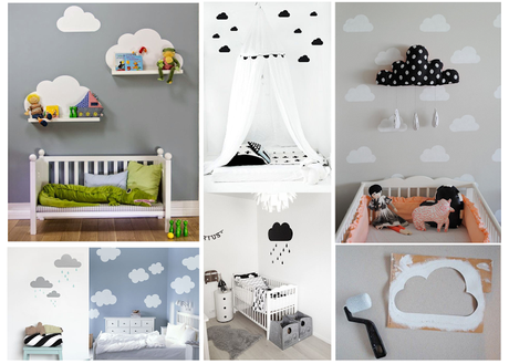 Idee per una cameretta fai da te paperblog - Idee camerette neonato ...