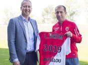 Monaco: Jardim rinnova fino 2019