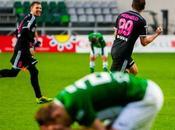 "Eesti Karikas, Flora-Nõmme Kalju 1-2: ""Roosad Pantrid"" vincono rimonta volano finale"