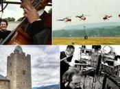 Debutto svizzero l´Ensemble Spaziomusica Festival Internazionale Musica Contemporanea Forum Wallis