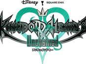 Kingdom Hearts: Unchained Chi, prime immagini