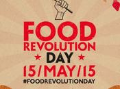 #FoodRevolutionDay 2015: ricicliamo anche piatto!
