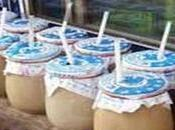 lungo periplo vasetto yogurt