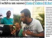 Esclusivo Intervista sasso materano schivato Salvini.