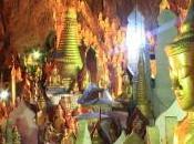 grotte Pindaya: perdersi 8000 statue Buddha