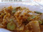 """Pasta """"maccu"""" (con fave schiacciate)"""