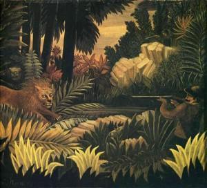 Henri Rousseau – Il candore arcaico