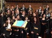"""coro """"Italia senza frontiere"""" cantato nella Basilica Pietro durante 'Missa Terrae Humilibus'"""