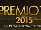 """Maria Filippi Premio """"Miglior personaggio femminile televisivo dell'anno"""" Carlo Conti quello maschile."""