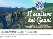 sentiero gauni progetto sviluppo alpinistico