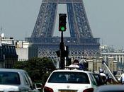 Traffico parigino