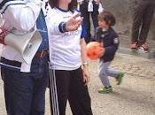 Maura Viceconte madrina della Valentina, corsa camminata giovedi maggio Torino