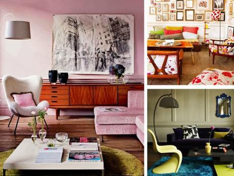 Arredare la casa stile vintage paperblog - La casa vintage ...
