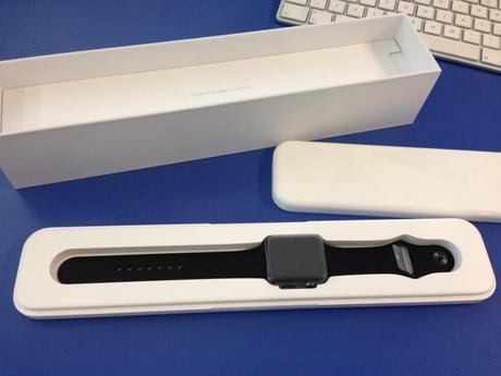Apple Watch Unboxing - Eccolo in tutta la sua bellezza!