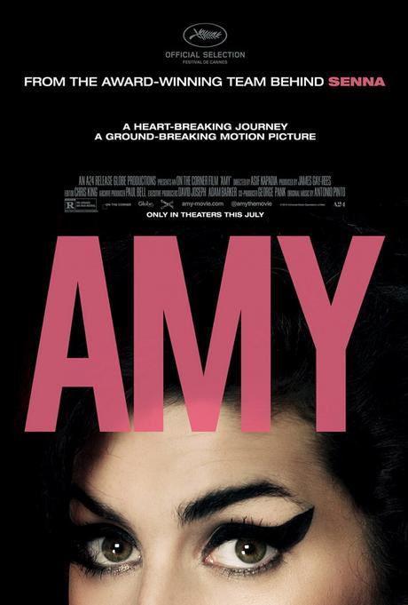 Amy: nuovo trailer e poster per il documentario dedicato all'artista Amy Winehouse [ Cannes 2015 ]