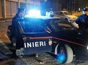 Genova Maresciallo Carabinieri ferito durante controllo