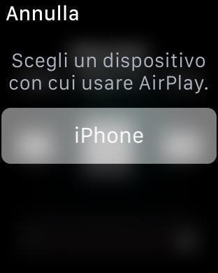 Appe Watch InMobile - App Musica Air Play
