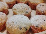 Muffin ananas cocco gocce cioccolato