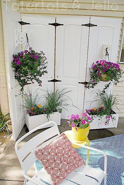 Idee fai da te per arredare il giardino - Paperblog