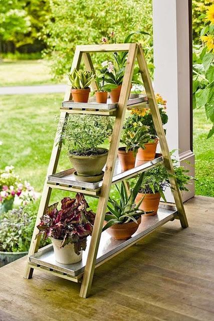 Idee fai da te per arredare il giardino paperblog for Idee arredo fai da te