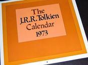 J.R.R. Tolkien Calendar 1973