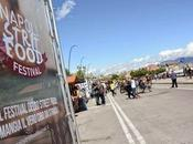 "boom visitatori ""Napoli Strit Food Festival"""