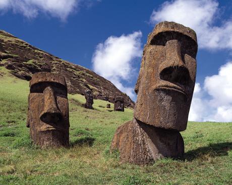 L'Isola di pasqua e il  Rongo Rongo, che scoperta!