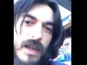 """Video. Gino Fastidio allo stadio: """"L'Italia cesso dell'Europa"""""""