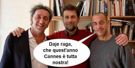 CANNES ED EUROVISION 2015: L'ITALIA CHE PERDE